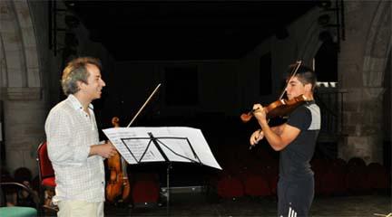 cursos de verano  Proyecto Musical Villa de Lerma