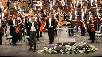 hacia el siglo 21  La Orquesta Sinfónica de Tenerife estrena una obra de Emilio Coello