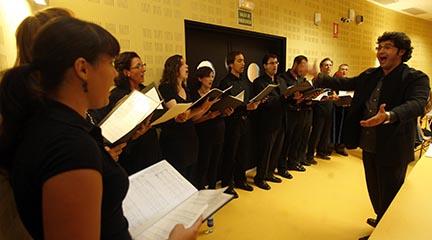 clasica  La música nórdica suena en Sevilla