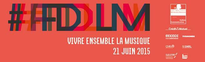 festivales  La Fiesta de la música para Vivir juntos