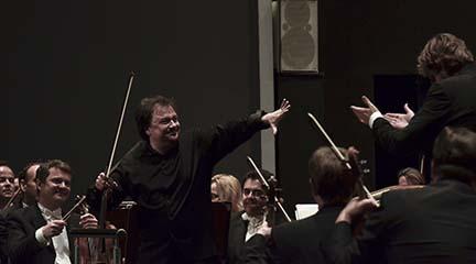 hacia el siglo 21  Un programa polaco ruso clausura la temporada de la Orquesta Sinfónica de Tenerife