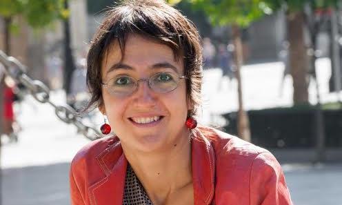 entrevistas  La compositora Elena Mendoza, catedrática de composición en la Universität der Künste Berlin