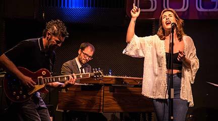 jazz  Miryam Latrece Cuarteto en Bogui Jazz