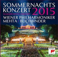 cdsdvds  Sommernachtskonzert 2015, todo un lujo para los oídos
