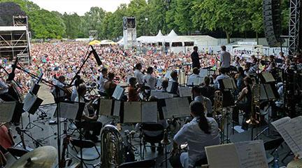 pruebas de acceso  Audiciones para una plaza de violín en la Beethoven Orchester de Bonn