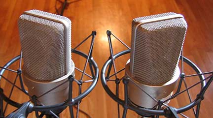informatica y electronica  Air Classical, nuevo estudio de grabación