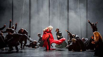 lirica  Roberto Devereux, de Donizetti inaugura la temporada lírica del Teatro Real
