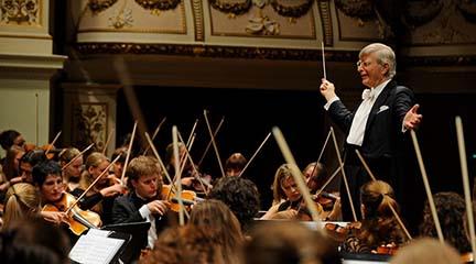 pruebas de acceso  Audiciones para la Joven Orquesta Gustav Mahler