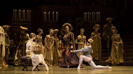 clasica danza  Los bailarines del Royal Ballet de Londres presentan la temporada de directos en cine del Royal Opera House