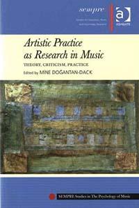 libros  No todas las peceras están listas para el mismo pez. La práctica artística como investigación en música