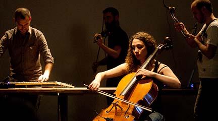 festivales  XV Edición del Festival Internacional de Música Contemporánea de Tres Cantos