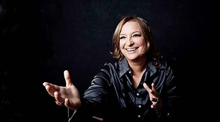 jazz  Patricia Kraus en concierto en Bogui Jazz