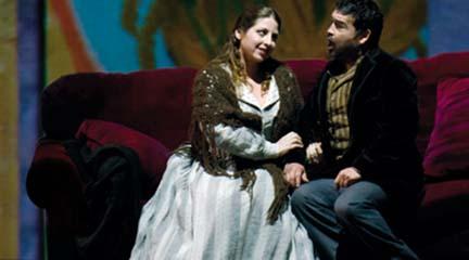 lirica  El Palau de les Arts abre temporada con La Bohème