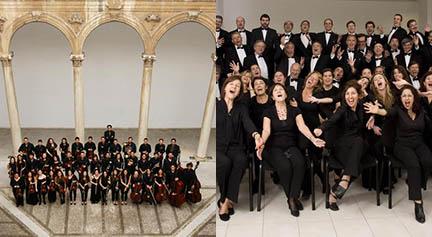 clasica  Monográfico de Mozart con el Coro de la UPM y la Orquesta de la Universidad de Granada