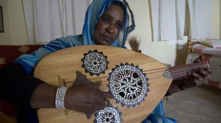 musicas del mundo  Cantos de mujeres en la música popular de Sudán