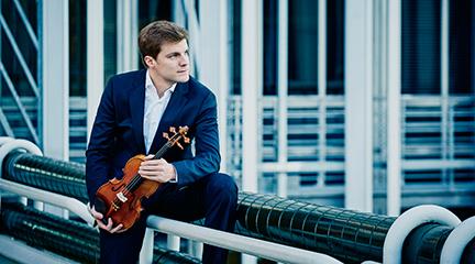 premios  El violinista Miguel Colom premiado en el Concurso Internacional Max Rostal