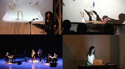 festivales  XXII Festival Internacional de Arte Sonoro y Música Electroacústica Punto de Encuentro 2015