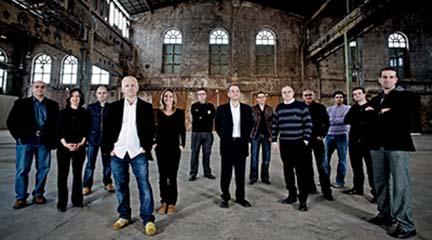 contemporanea  El Grup Instrumental de València visita el Goethe Institut