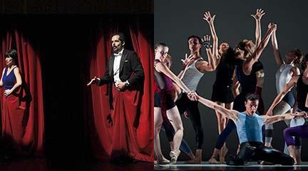 festivales  El Festival de Navidad del Escorial ofrecerá ballet, musical, danza, lírica y un concierto de año nuevo