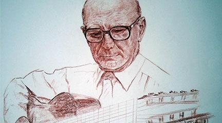 instrumentos  Narciso Yepes: La guitarra al servicio de la música
