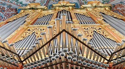 antigua  El órgano y su música en la Fundación Focus Abengoa