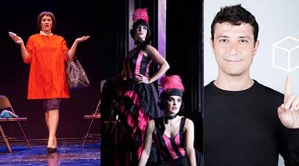 notas  Los Teatros del Canal celebran la Navidad con lírica, humor, danza, teatro y magia