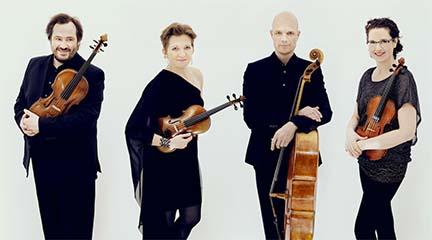 internacional  Anthea Kreston, nuevo miembro del Cuarteto Artemis