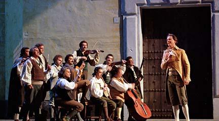 temporadas  El Teatro de la Maestranza gira alrededor del Barbero de Sevilla
