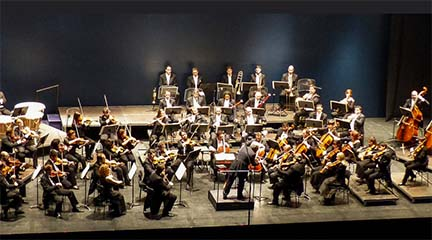clasica  Monográfico de Brahms con la Orquesta de Extremadura