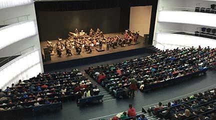 para ninos  Cuento musical con la Orquesta de Extremadura