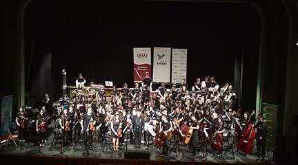 hacia el siglo 21  La sección juvenil tiene espacio propio en el Festival de Música de Canarias