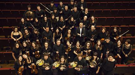 pruebas de acceso  La Orquestra Simfònica Caixa Ontinyent convoca plazas para la temporada 2016