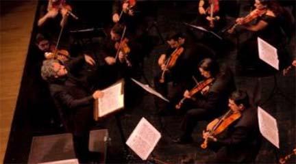 clasica  Música americana con la Orquesta Sinfónica Verum en los ciclos de la UPM