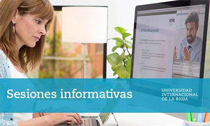 universidad  Sesión informativa online Grado en Música de la Universidad Internacional de la Rioja