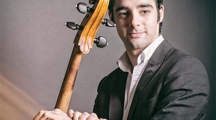 entrevistas  Pablo Ferrández, el joven maestro