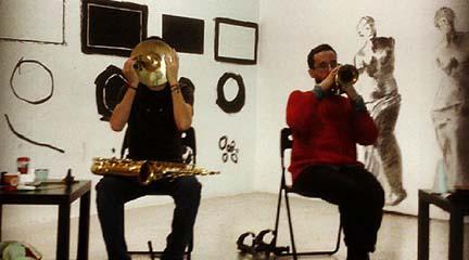 hacia el siglo 21  La música improvisada llega a Madrid con el Festival ESCUCHA! '16