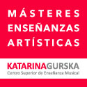 Máster Enseñanzas Artísticas   Katerina Gurska   Febrero 2016