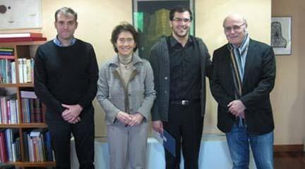 instrumentos  Convenio entre la Fundación Albéniz y Buffet Crampon