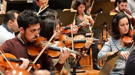 cursos  Curso avanzado de especialización orquestal de la EAM