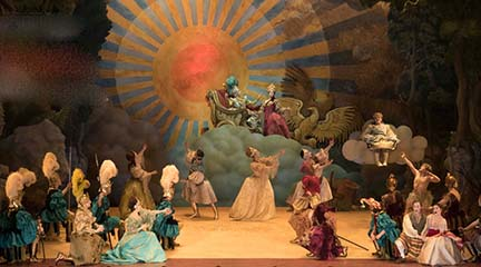 lirica  Programa doble de Barroco español en el Teatro de la Zarzuela