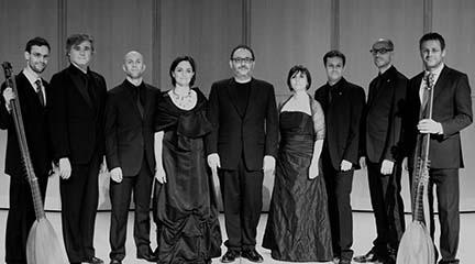 antigua  Concerto italiano en Universo Barroco del CNDM