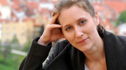 entrevistas  Anna Fusek, entre la flauta y el violín