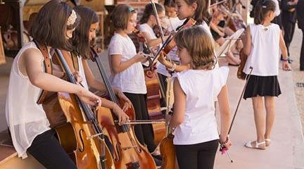 cursos de verano  X Curso de técnica e interpretación Musical
