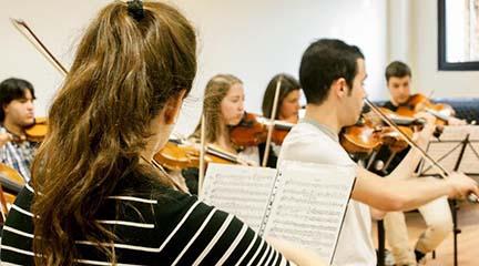 universidad  Abierto el plazo de inscripción en la Facultad de Música y Artes Escénicas de la UAX