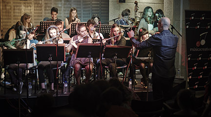 festivales  Symphonos 16, un festival de las artes para el barrio de la música
