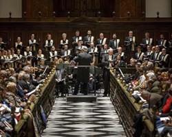 Orquesta Sinfónica y Ensemble Vocal Contemporáneo