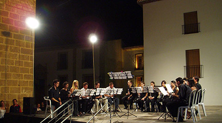 cursos de verano  XXXI Curso Internacional de viento madera Música a lEstiu Jávea