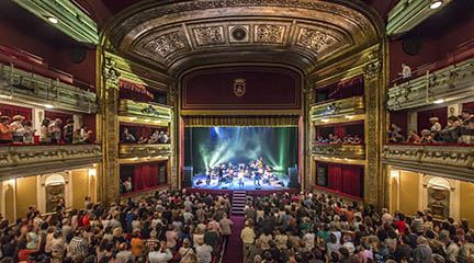 lirica  Dido y Eneas con la Ópera de Cámara de Navarra