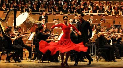 lirica  Vive la zarzuela con la Orquesta Metropolitana de Madrid y el Coro Talía