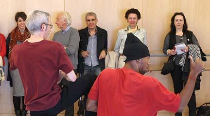 danza  El Centro Danza Canal da la bienvenida a más de 50 jóvenes coreógrafos